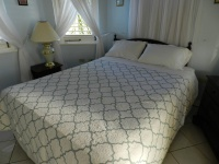 Penthouse Bedroom w/ Double Bed